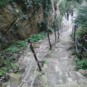石龙峡风景名胜区旅游景点攻略图
