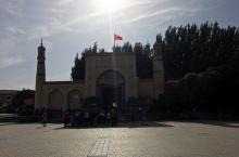 艾提尕尔清真寺:要去了解下