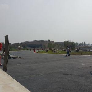 华夏河图.银川艺术小镇旅游景点攻略图
