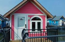 月坨岛的小木屋
