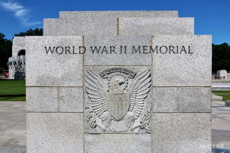 美國國家二戰紀念碑2