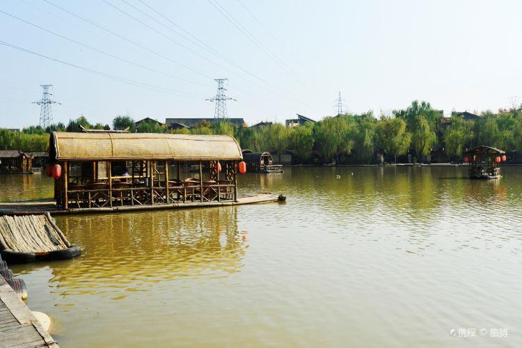 Shahe Wetland Park1