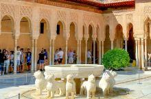 西班牙格拉纳达阿尔罕布拉宫
