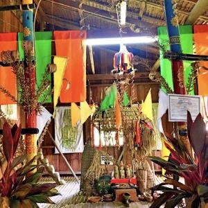 沙捞越文化村旅游景点攻略图
