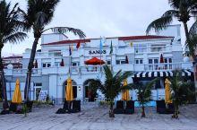 菲律宾长滩岛白沙滩晨光