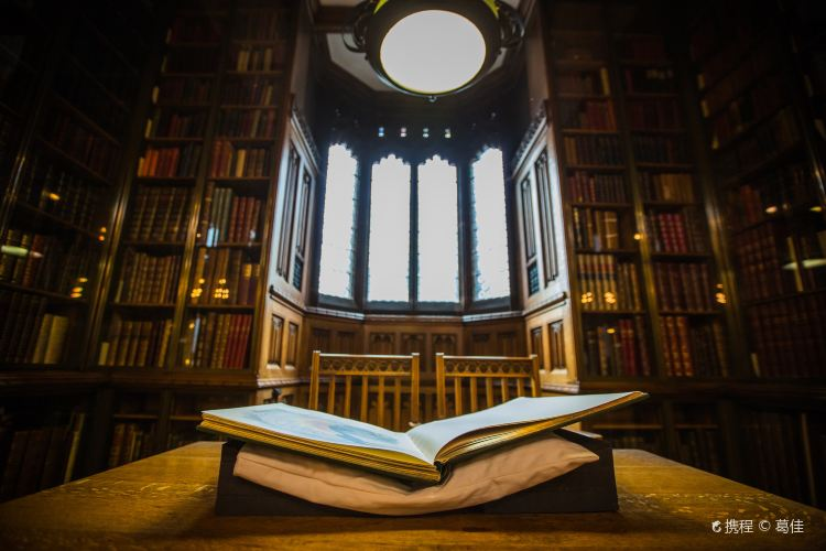 The John Rylands Library4