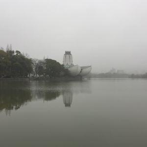 东湖景区旅游景点攻略图