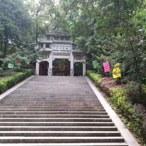 栖霞寺旅游景点攻略图