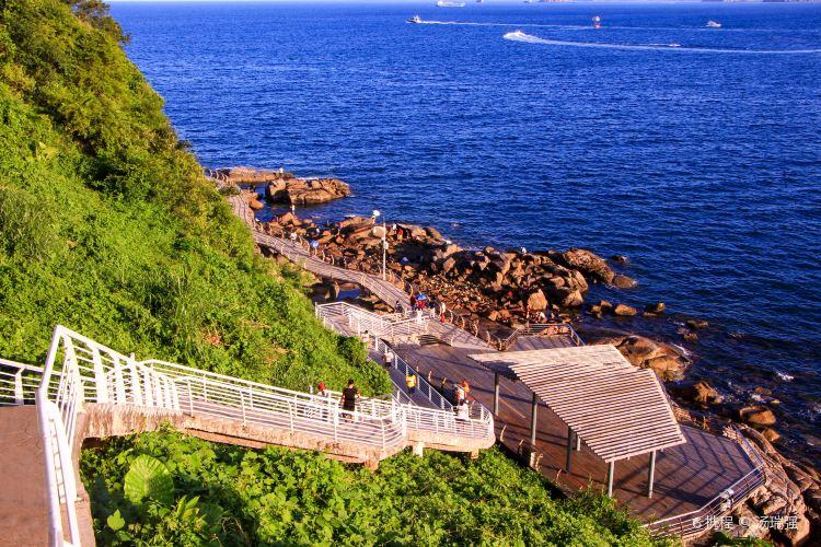 Yantian Waterfront Boardwalk2