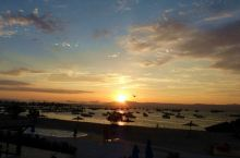 【南美四国行13】海边酒店的黄昏和清晨