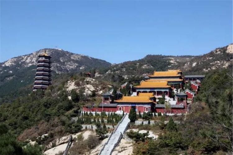 Dazhou Mountain Sceneic Area1