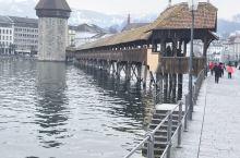 瑞士-卡佩尔廊桥