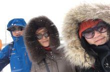 冬季的黄石国家公园冰雪之旅
