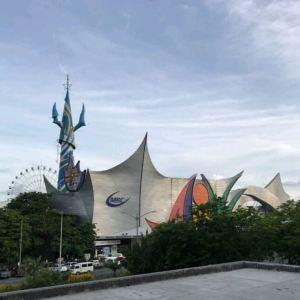 菲律宾文化中心旅游景点攻略图
