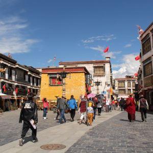 驻藏大臣衙门遗址旅游景点攻略图