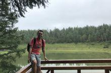 阿尔山之地池