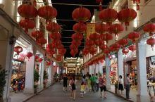 古城潮州夜景图4