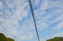 来温州飞云湖:看世界最长的铁索桥