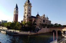 精华 东方威尼斯水城,大连知名景点,和金石滩,老虎滩,星海广场一样,是大连必须打卡的网红地。建筑非常