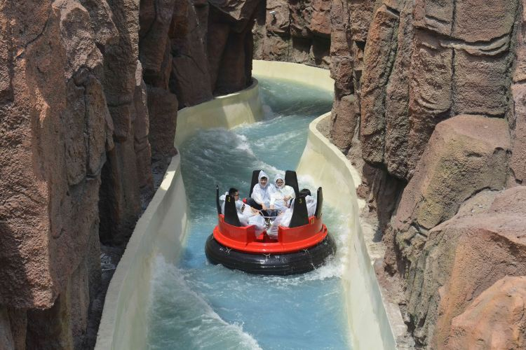 Canyon Drifting