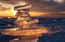 这个冬天,我们在贝加尔湖看蓝冰、、繁星这个冬