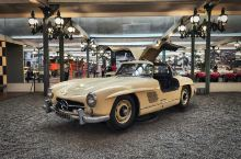 """全欧洲最大的汽车博物馆,居然""""混进""""了这些个奇葩车型"""