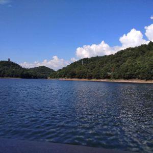 石燕湖地下峡谷漂流旅游景点攻略图
