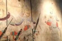 如果国宝会说话,昭陵唐代壁画还在沉睡吗?