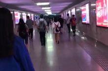 地铁出站口