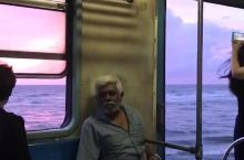 传说中斯里兰卡的海上火车,动画片千与千寻的场景创作灵感来源。