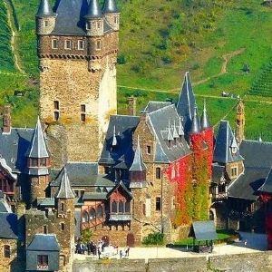 赖希斯堡旅游景点攻略图