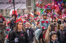 波兰11月11日百年独立大庆