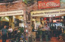 「越南胡志明网红餐厅推荐」Five oysters