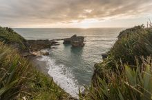 新西兰煎饼岩