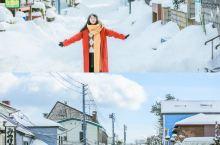 元旦去哪玩|❄️超美雪景街拍照来这里就对了!