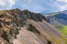 长白山天池——火山岩