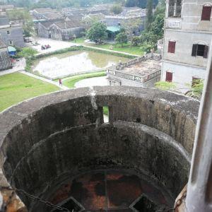 自力村碉楼群旅游景点攻略图