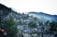 #人文历史#废墟 | 土耳其的千年鬼城KAYAKOY