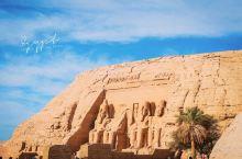 #银幕之旅#《尼罗河惨案》取景地巡礼,阿布辛贝神庙