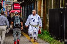 东京的相扑城—两国