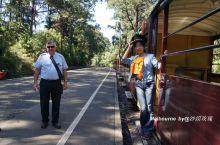 穿梭于山林间的蒸汽火车,等待下一个转弯的风景