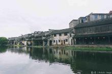 记忆力的江南小城