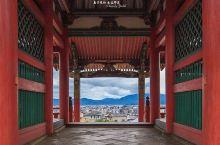 清水寺:京都最古老的寺院