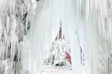 一场冰雪奇缘石家庄说走就走的一日游  沕沕水不仅是红色旅游经典景区,每年冬天,沕沕水的冰瀑是一大亮点