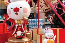 星星兔的圣诞摩天轮乐园