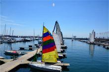 青岛海底世界+青岛坐帆船出海、驾驶帆船操作体验一日游亲子攻略