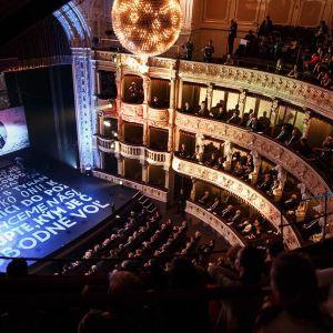 斯洛伐克国家剧院旅游景点攻略图