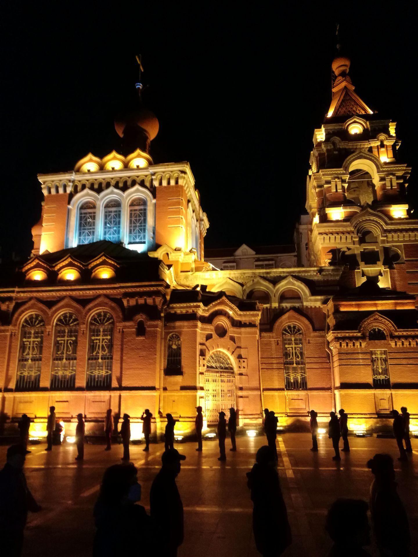 圣索菲亚教堂在哪_哈尔滨圣阿列克谢耶夫教堂攻略,哈尔滨圣阿列克谢耶夫教堂门票 ...