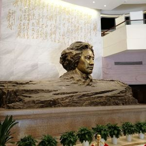 毛泽东青年艺术雕塑旅游景点攻略图