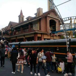 锦江乐园旅游景点攻略图